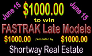 1000 to win June 15